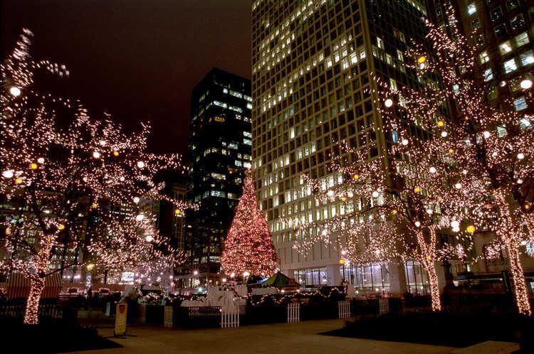 100th Annual Chicago Christmas Tree Lighting-Nov. 26th — RNRA Chicago