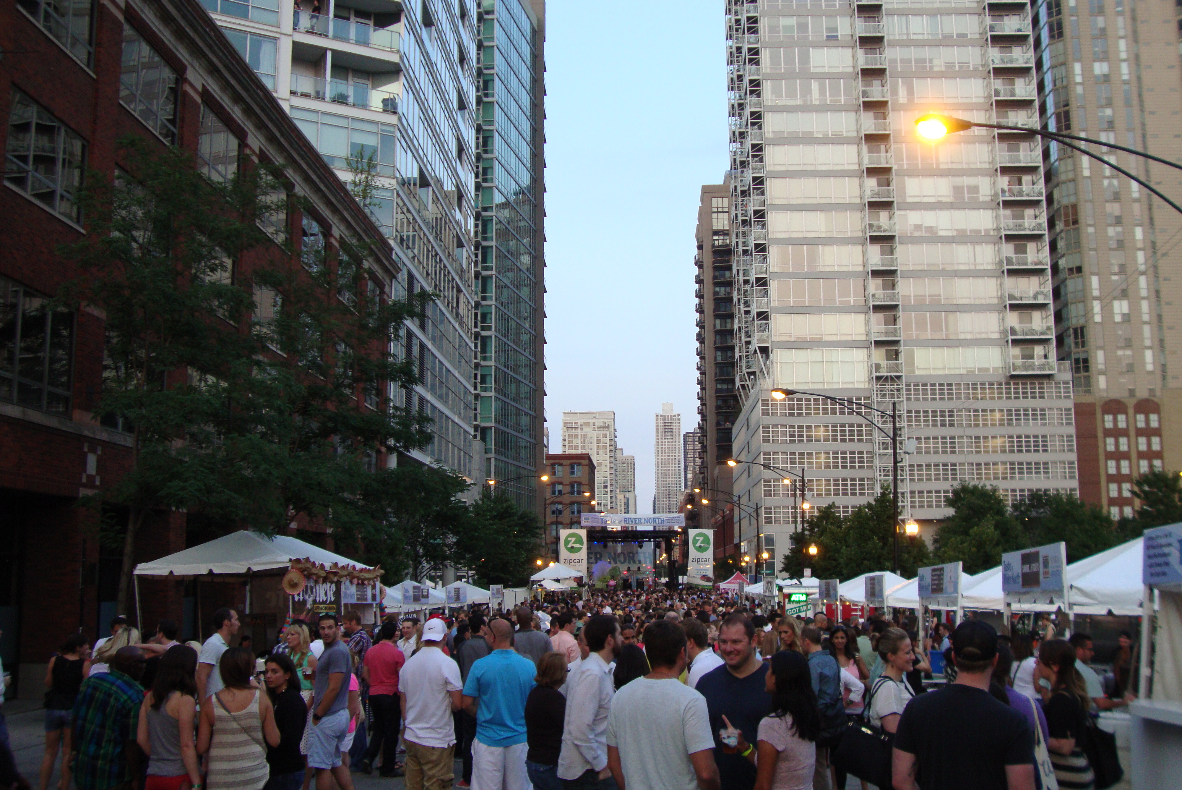 Taste of Chicago turned 1st profit in six years | Midwest Shows, Fairs ...