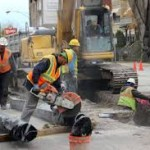 water main closure