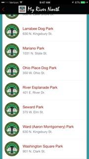 MRN Park Locator