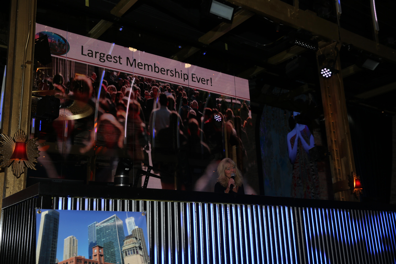 3N6A1293 Largest Membership