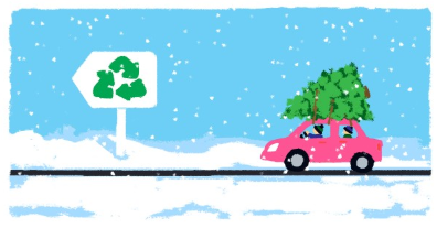 Recycle Christmas Tree Chicago 2020 2020 Christmas Tree Recycling – Runs through January 18 — RNRA Chicago