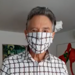 Mask Matches Shirt