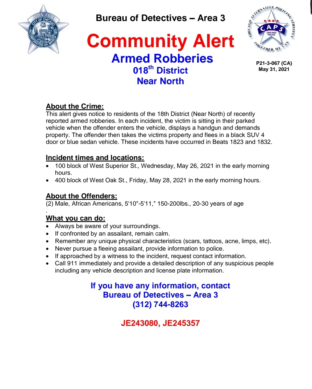 5-31-2021 Community Alert