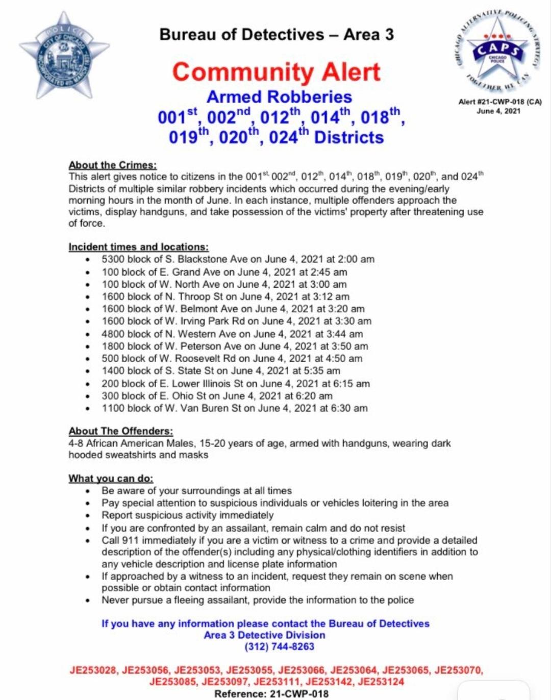 SCommunity Alert 6-4-2021